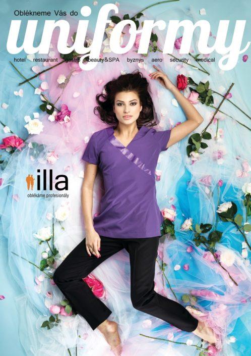 ILLA & Partners pracovní oděvy